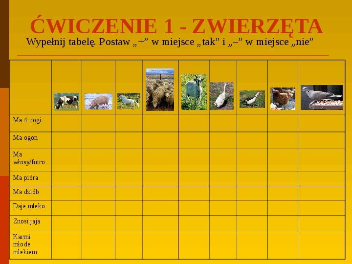 Co uprawiają i hodują ludzie w Polsce? - Slajd 37