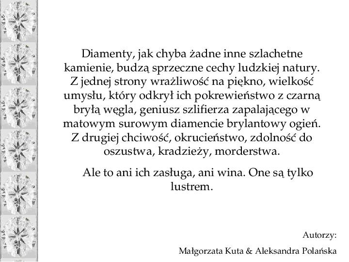 Diament - Slajd 36