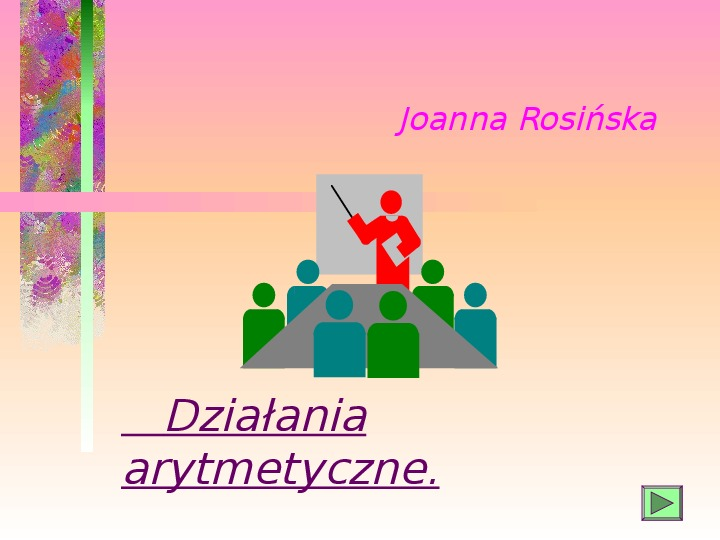 DZIALANI - Slajd 1