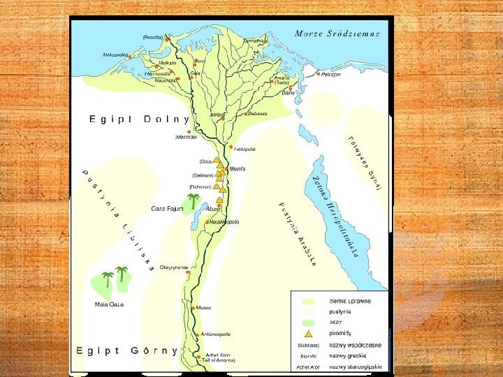 Egipt Faraonów - Slajd 2