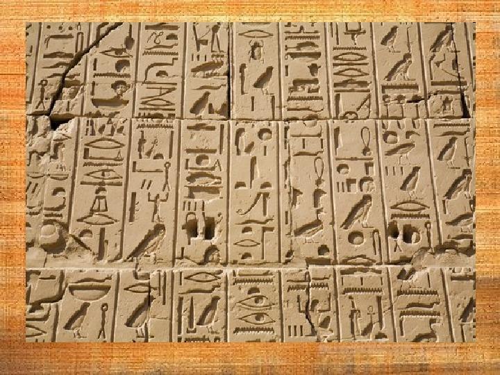 Egipt Faraonów - Slajd 15