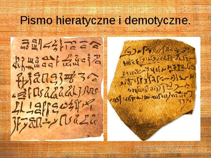 Egipt Faraonów - Slajd 16