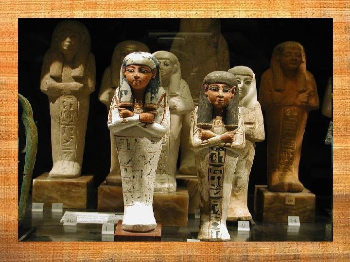 Egipt Faraonów - Slajd 28