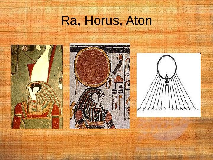 Egipt Faraonów - Slajd 31