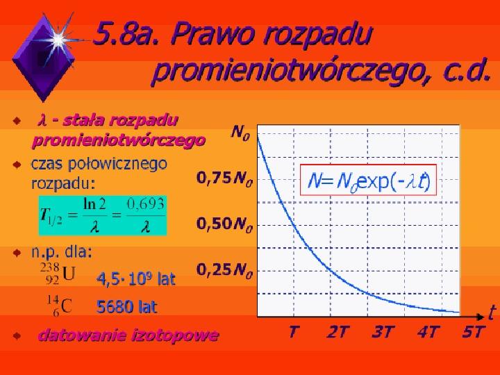 Fizyka jądrowa - Slajd 15