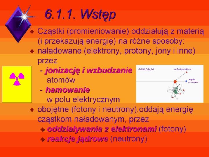 Fizyka jądrowa - Slajd 19