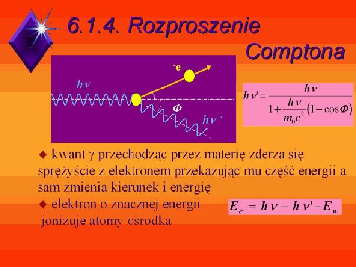 Fizyka jądrowa - Slajd 22