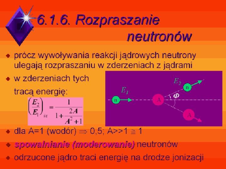 Fizyka jądrowa - Slajd 24