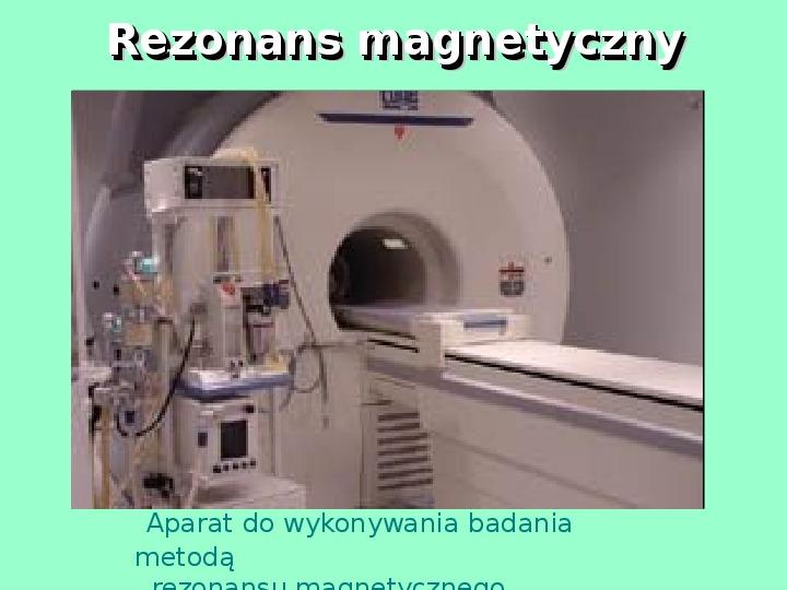 Fizyka w medycynie - Slajd 4
