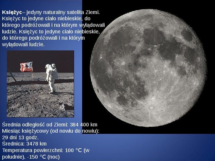 Grawitacja i elementy kosmologi - Slajd 16