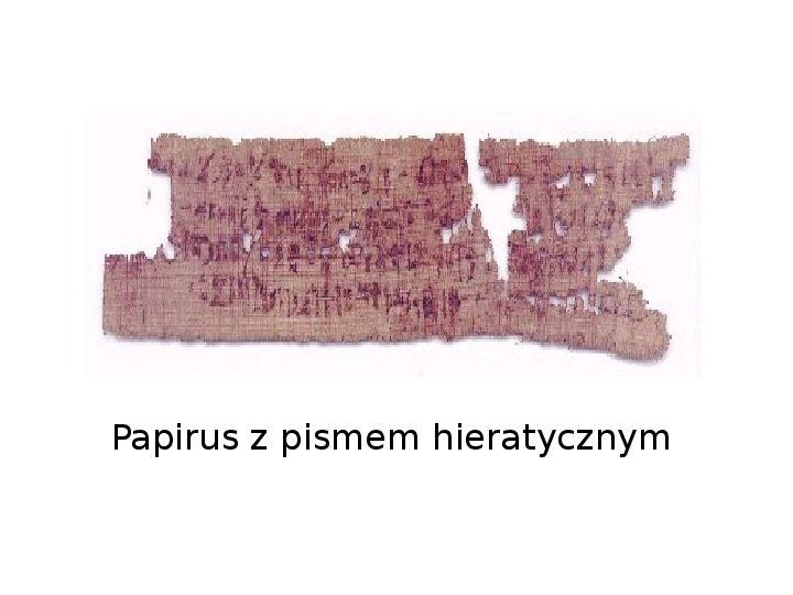 Historia pisma - Slajd 8