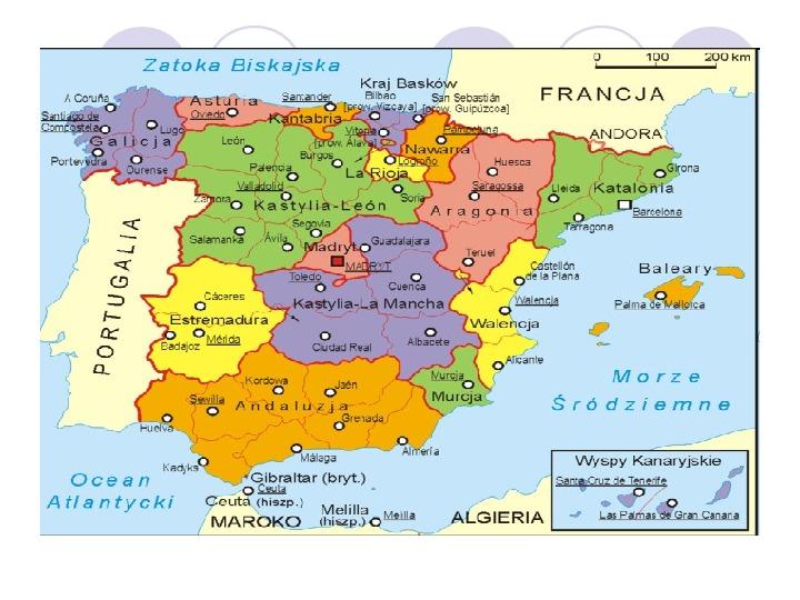 Hiszpania - Slajd 2