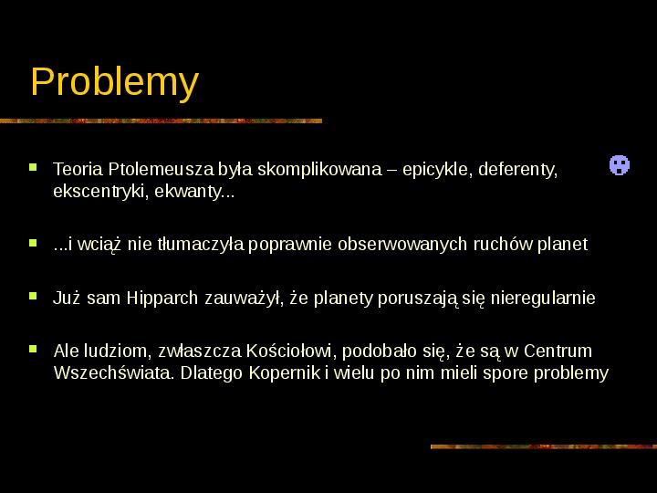 Mikołaj Kopernik - Slajd 19