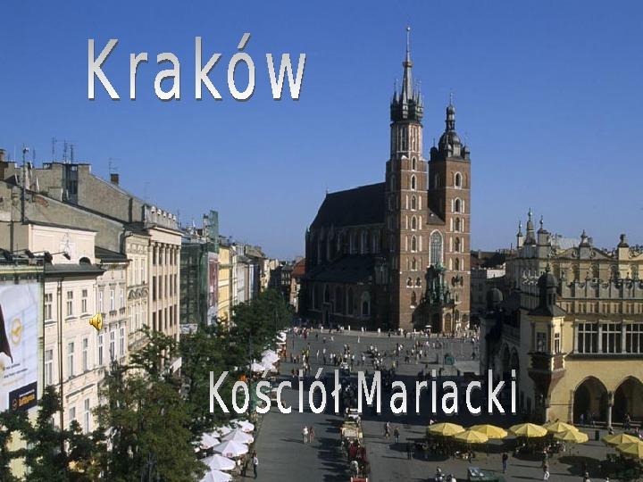 Kościół Mariacki - Slajd 1