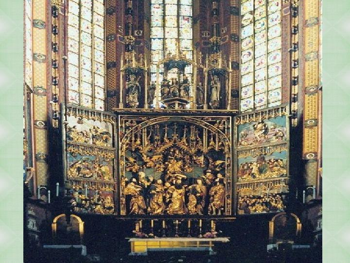 Kościół Mariacki - Slajd 13