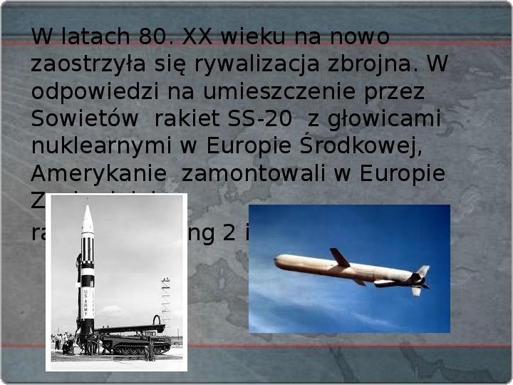 Kraje Europy Zachodniej po II wojnie światowej - Slajd 4