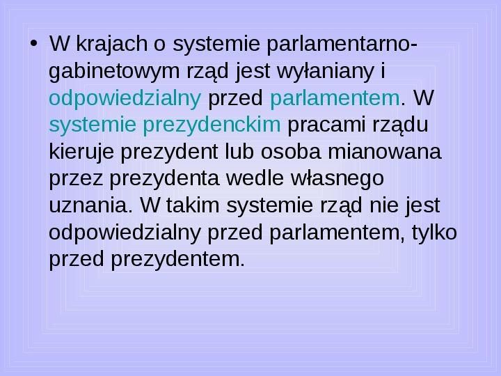 Rada ministrów - Slajd 4