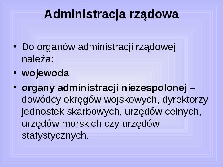 Rada ministrów - Slajd 41