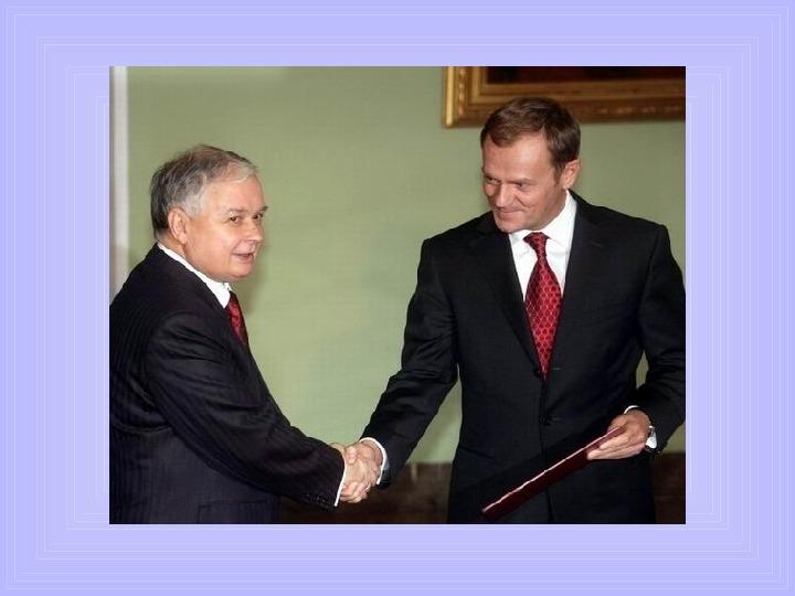 Rada ministrów - Slajd 55