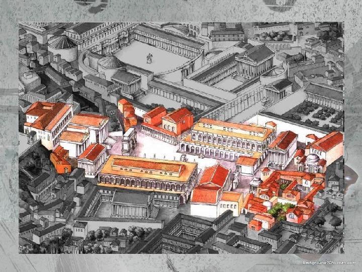 Kultura Imperium Rzymskiego - Slajd 12