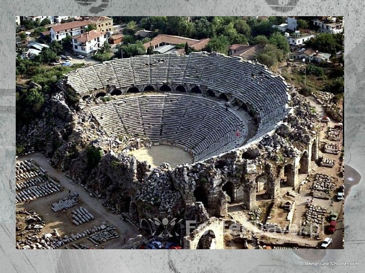Kultura Imperium Rzymskiego - Slajd 15