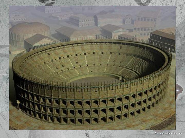 Kultura Imperium Rzymskiego - Slajd 20