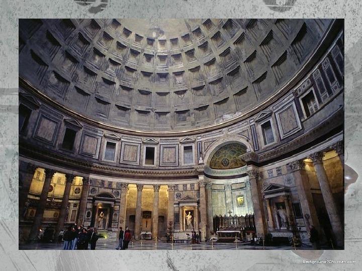 Kultura Imperium Rzymskiego - Slajd 25