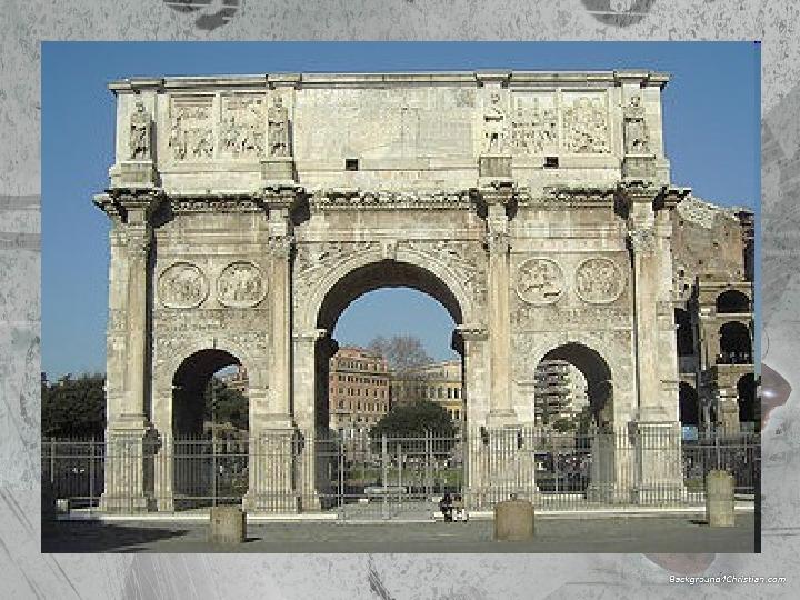 Kultura Imperium Rzymskiego - Slajd 37