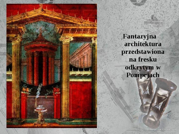 Kultura Imperium Rzymskiego - Slajd 45
