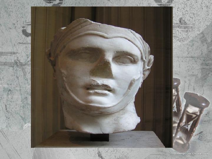 Kultura Imperium Rzymskiego - Slajd 49