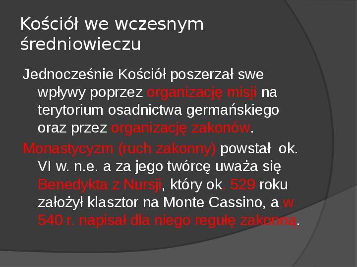 Na gruzach Imperium Romanum – państwa barbarzyńskie - Slajd 7