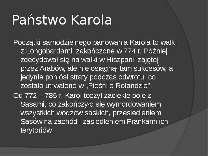 Na gruzach Imperium Romanum – państwa barbarzyńskie - Slajd 20