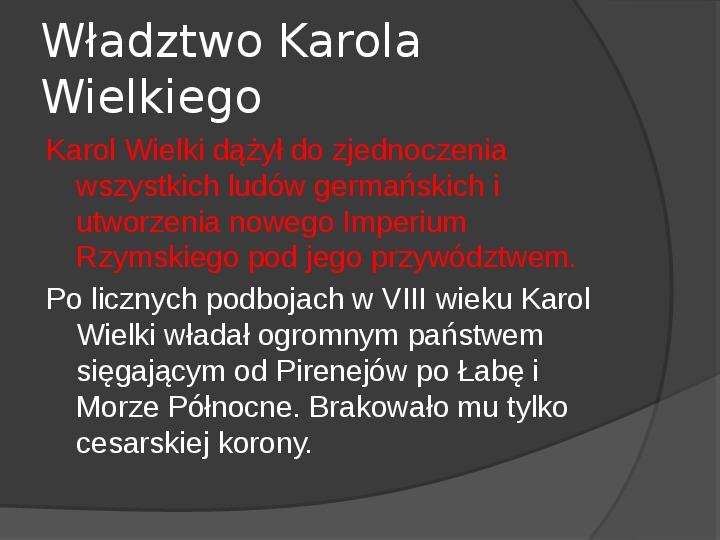 Na gruzach Imperium Romanum – państwa barbarzyńskie - Slajd 21