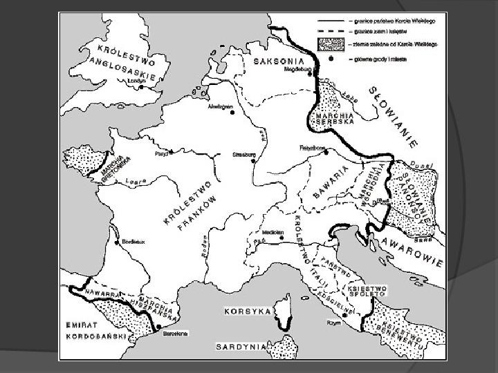 Na gruzach Imperium Romanum – państwa barbarzyńskie - Slajd 22