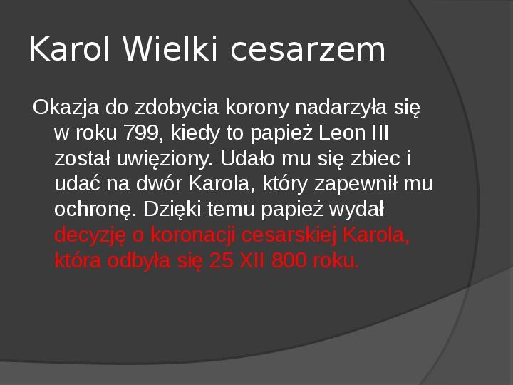 Na gruzach Imperium Romanum – państwa barbarzyńskie - Slajd 23