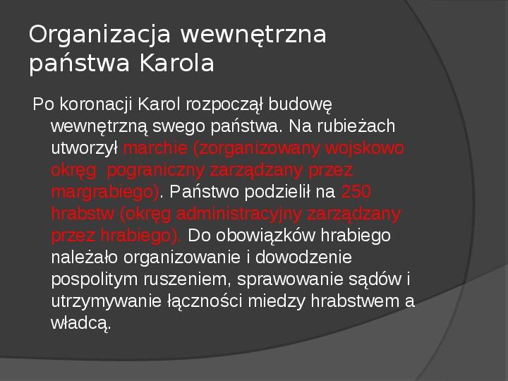 Na gruzach Imperium Romanum – państwa barbarzyńskie - Slajd 24