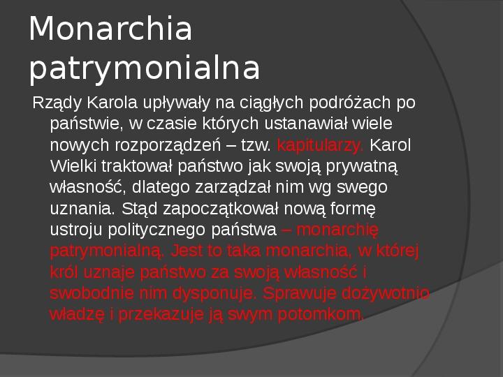 Na gruzach Imperium Romanum – państwa barbarzyńskie - Slajd 25