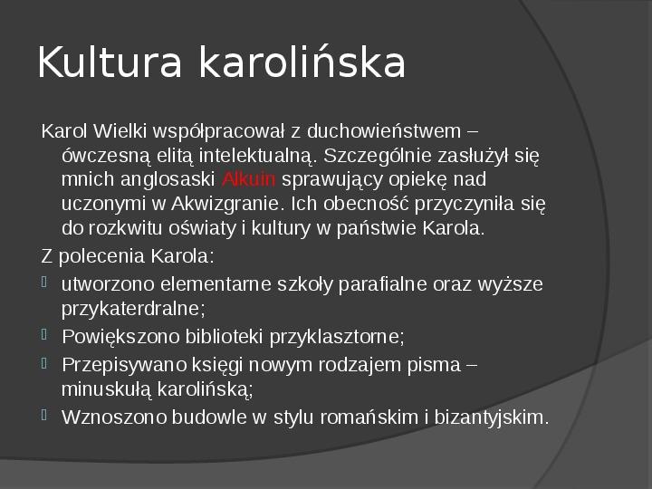 Na gruzach Imperium Romanum – państwa barbarzyńskie - Slajd 26
