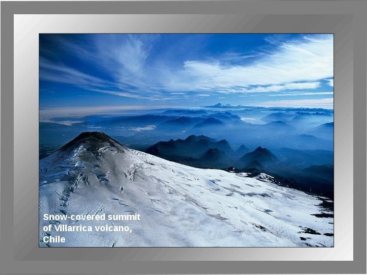 Nasza planeta - piękna i ciekawa - Slajd 9