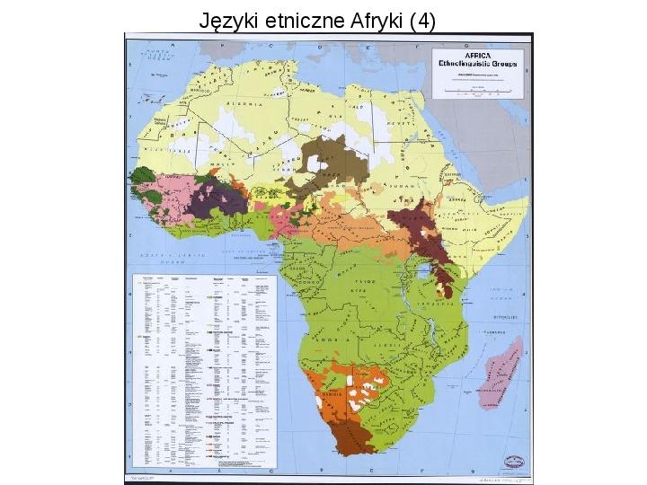 Afryka - kontynent - Slajd 20