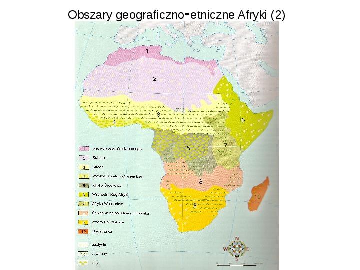 Afryka - kontynent - Slajd 22
