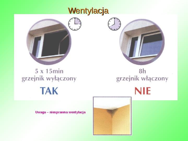Oszczędzanie energii w domu - Slajd 4