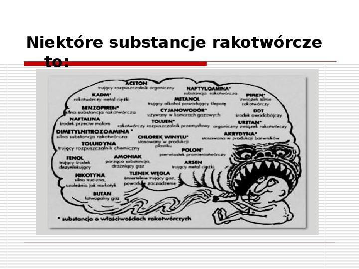 Palenie tytoniu zabija - Slajd 4