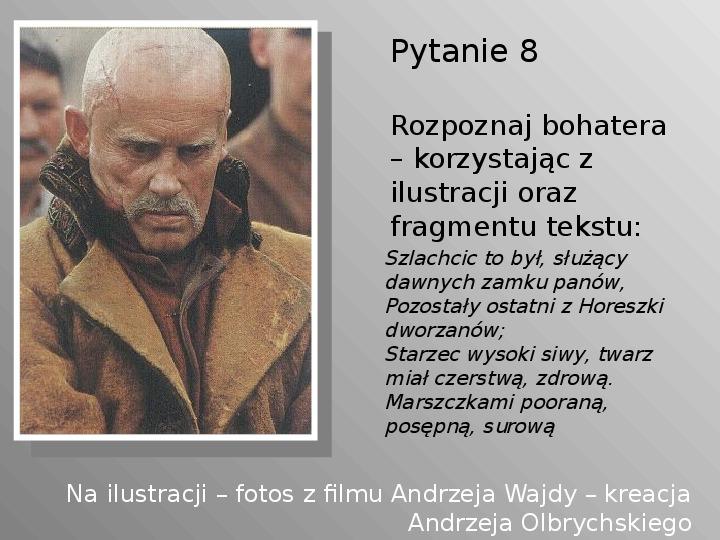 Pan Tadeusz - Slajd 8