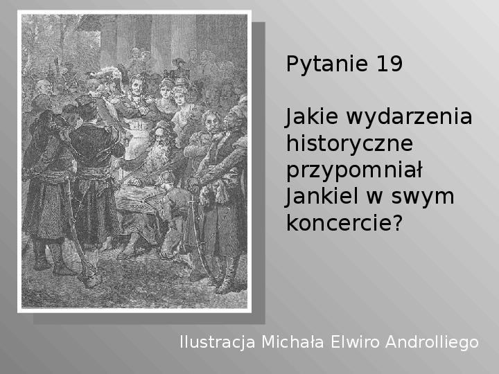 Pan Tadeusz - Slajd 19