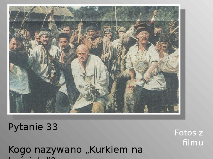 Pan Tadeusz - Slajd 33