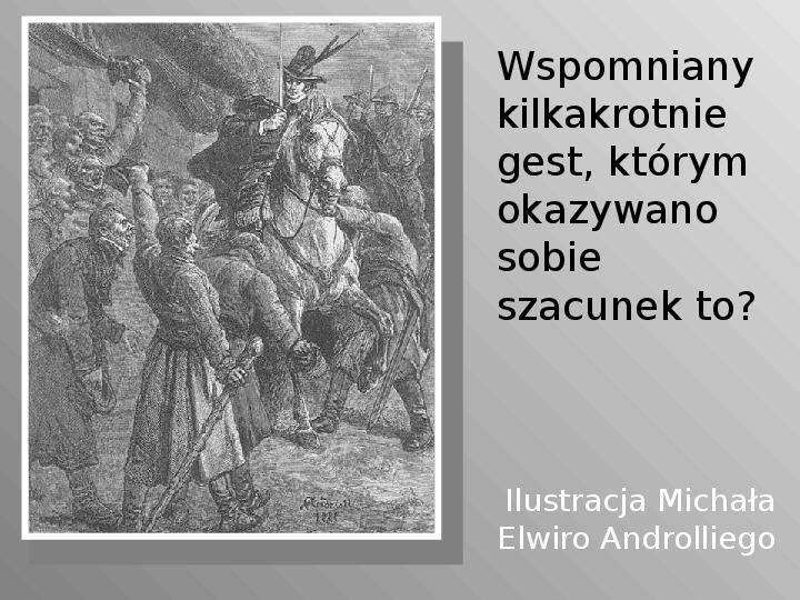 Pan Tadeusz - Slajd 41