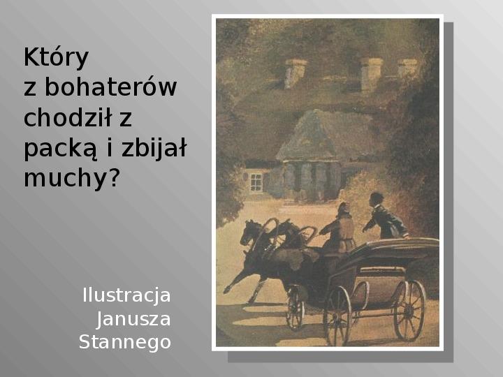 Pan Tadeusz - Slajd 43