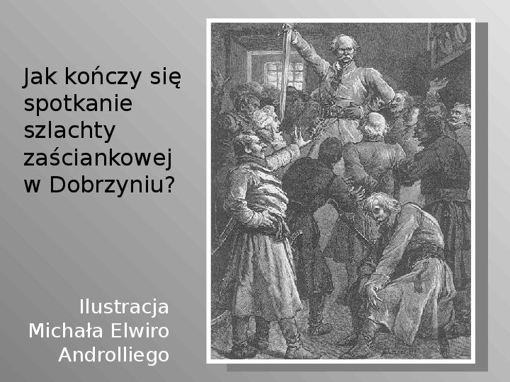 Pan Tadeusz - Slajd 47