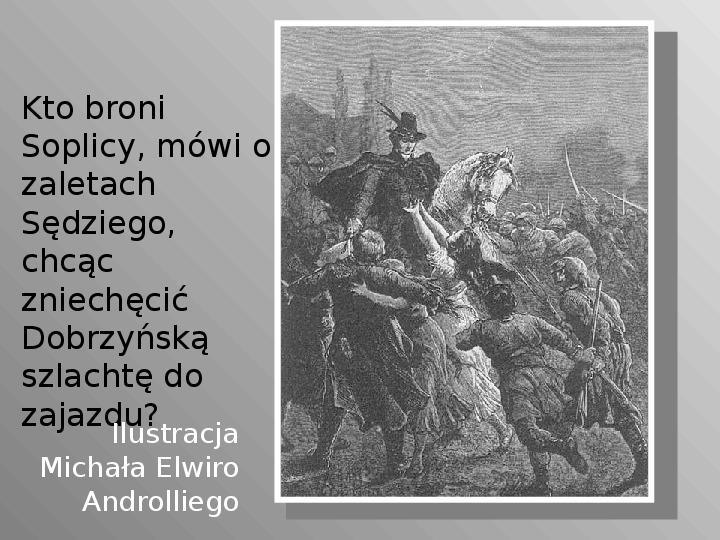 Pan Tadeusz - Slajd 51